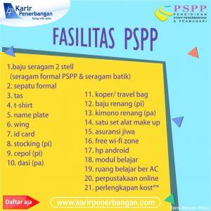 Fasilitas PSPP