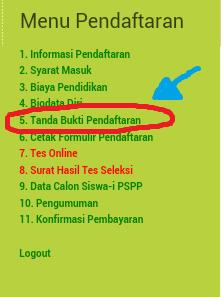 Daftar PSPP
