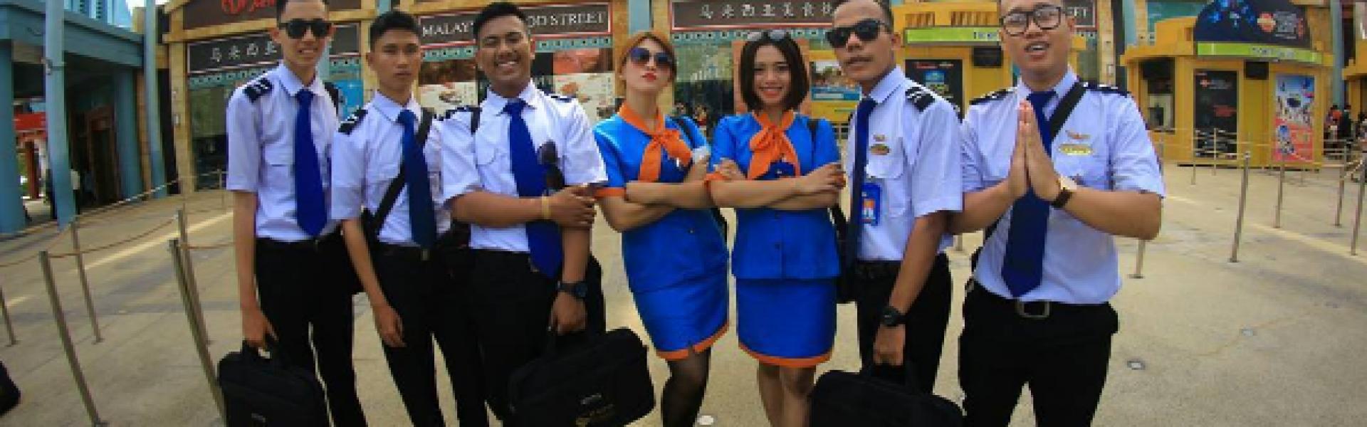 PSPP Sekolah Penerbangan Indonesia